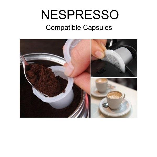 nespresso compatible capsules blue skys. Black Bedroom Furniture Sets. Home Design Ideas